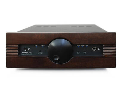 SYNTHESIS ROMA 41DC Walnut Wood